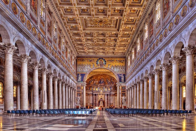 Basilica San Paolo Fuori Le Mura Monnoroma It