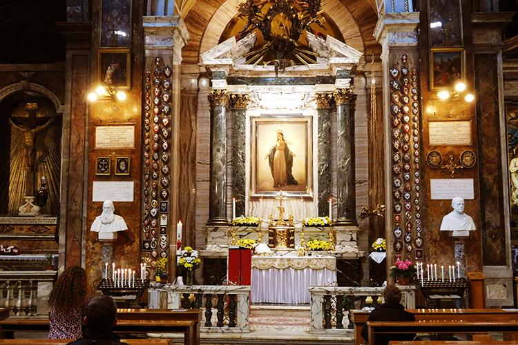 Basilica Sant Andrea Delle Fratte Monnoroma It